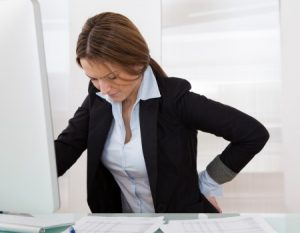 Preventing Back Pain in the Office