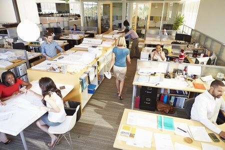 Is an Open Office Floor Plan Right for Your Business?