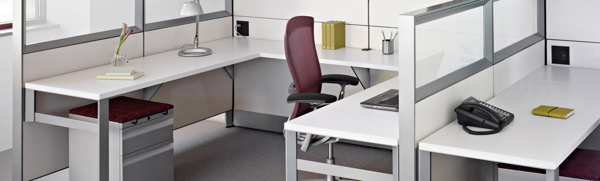 Custom Office Furniture Work Stations In Miami Office