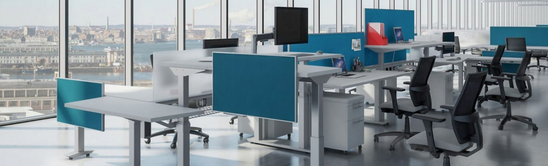Custom Office Furniture Work Stations In Miami Modular Environments