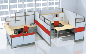 Modified Open Floor Plans the New Office Trend
